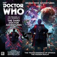 Doctor Who The Third Doctor Adventures Volume 2 - Audio CD Set